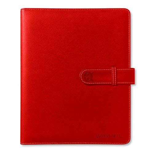 Whynote SKU323 A5 Case - Red