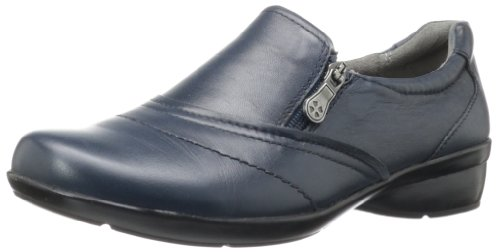 (Naturalizer Women's Clarissa Slip-on Shoe,Navy,6.5 M US)