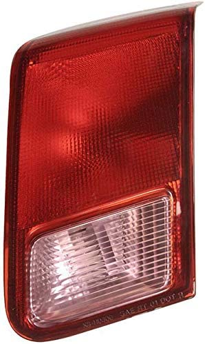APDTY 2722228 Taillight Tail Lamp Lens Assembly Compatible With 2001-2002 Honda Civic 4-Door Mounts On Right Passenger-Side Trunk