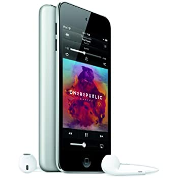 Apple iPod Touch 16GB Black/Silver (5th Generation)