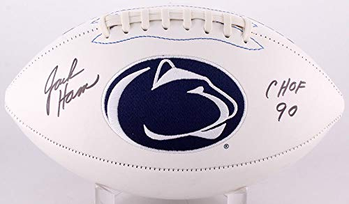 - Jack Ham Autographed Signed Memorabilia Nittany Lions Logo Football Inscribed Chof Tse Hologram - Certified Authentic