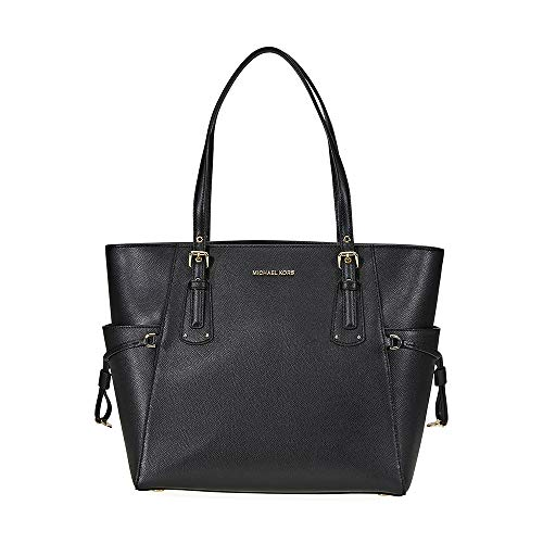 Michael Kors Voyager East/West Tote (Michael Kors Handbags In Luggage)