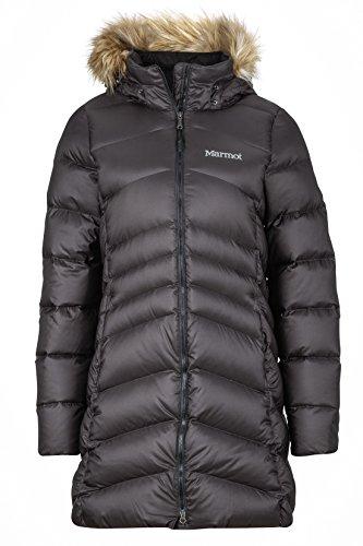 (Marmot Women's Montreal Coat Black)