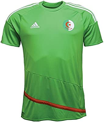 adidas Maillot Foot Algerie Away Saison 20162017: