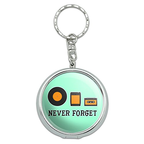 Never Forget Music Record 8 Track Cassette Vinyl Portable Tr