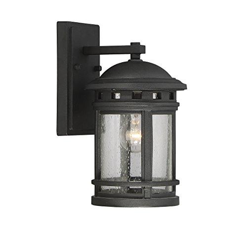 Cheap Savoy House 5-360-BK, Upton 7″ Wall Lantern