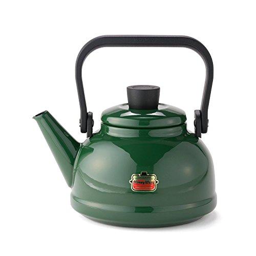 FUJIHORO Solid Kettle 1.6L Green SD-1.6K G