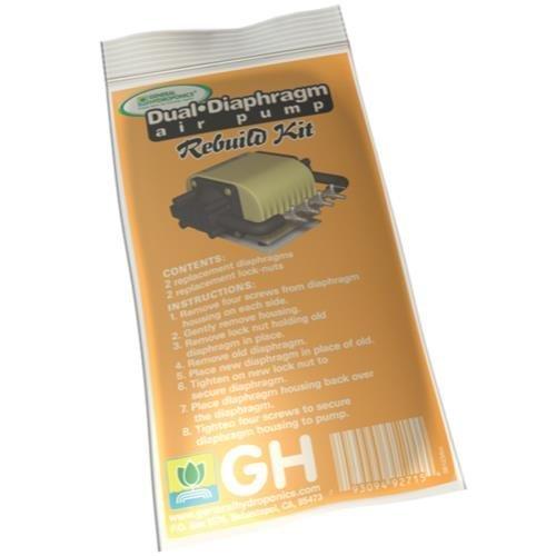 - General Hydroponics 728043 Pump