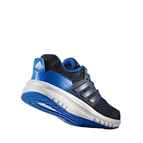 Adidas Galaxy 3 K, Zapatillas Unisex Niños, Marrón (Maruni/Maruni/Azul), 28 EU