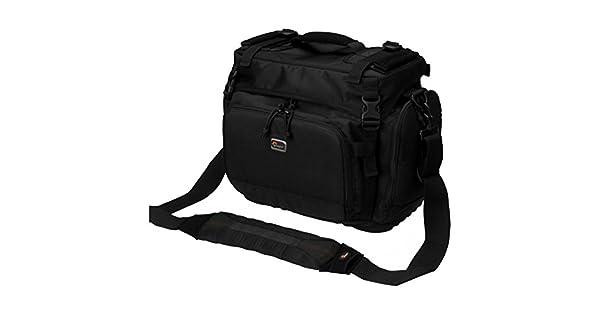 Amazon.com: Lowepro Magnum Bolsa de hombro (Negro) Negro ...