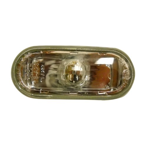 TYC 18-0237-00-1 Volkswagen Right Replacement Side Marker Light - Volkswagen Side Marker Assembly