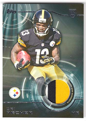 408869294ebc3f Dri Archer 2014 Topps Rookie Patch JSY #TRP-DAR NM-MT RC Rookie. found at  Amazon