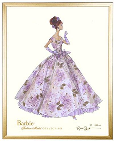 amazon com vintage barbie prints barbie limited violette barbie