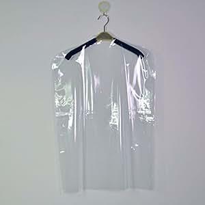 Amazon.com: Non Disposable Transparent Garment Covers ...
