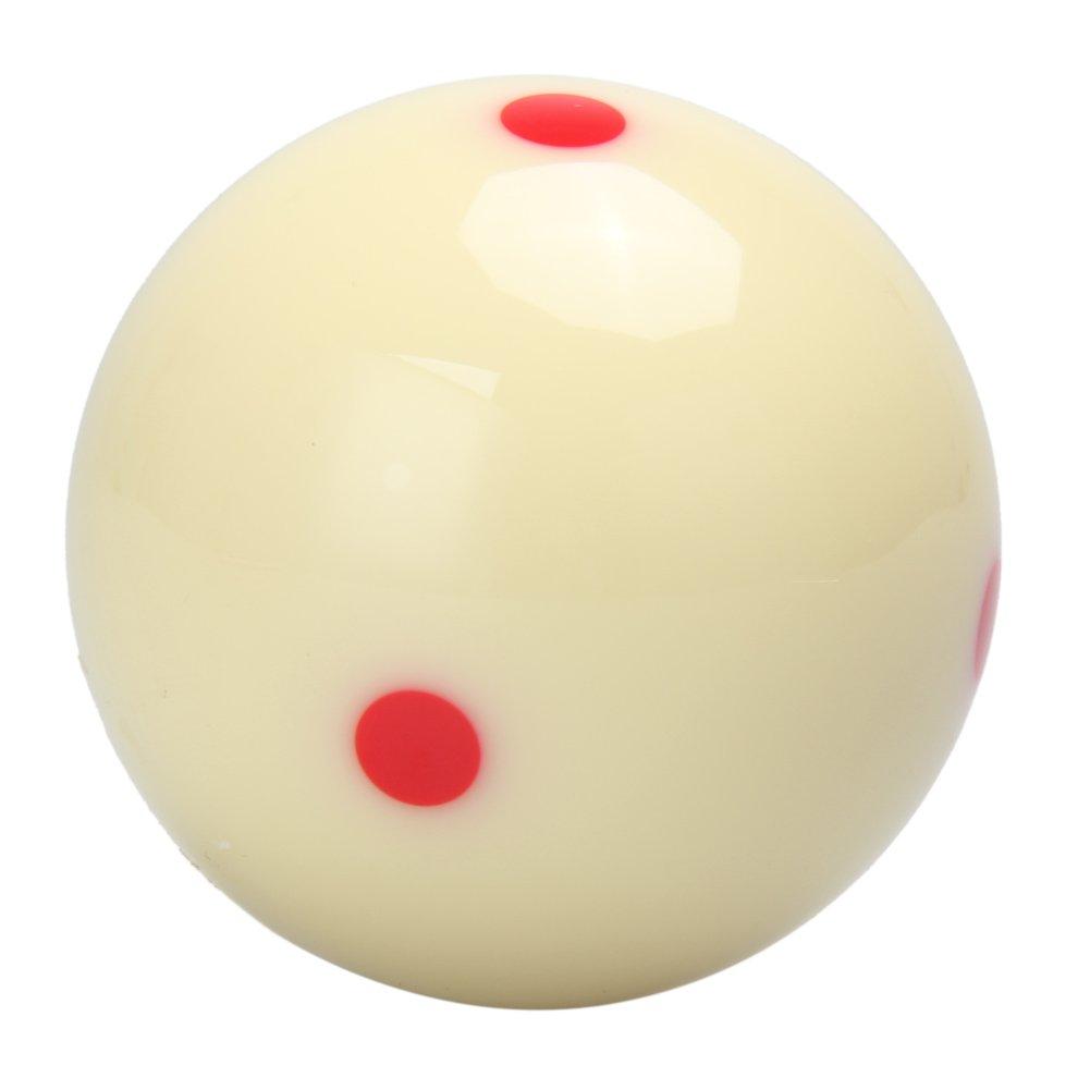 Broadroot. Bola de entrenamiento para billar de 2 1/4 pulgadas con piscina de 6 puntos