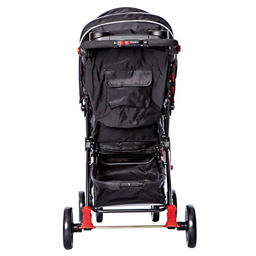 Dream On Me Maldives Lightweight Stroller, Red by Dream On Me (Image #3)