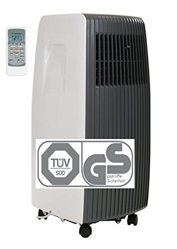 Comfee mobiles Klimagerät MPS1-07CRN1-ERP, mit 3 Jahren Garantie, 7000 BTU, für Räume bis 24 m² , EEK: A