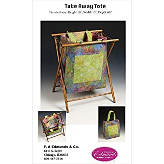 Edmunds Take Away Tote Wood Frame