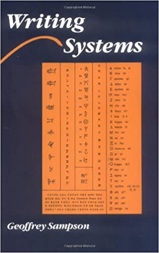 Amazon writing systems a linguistic introduction amazon writing systems a linguistic introduction 9780804717564 geoffrey sampson books fandeluxe Choice Image