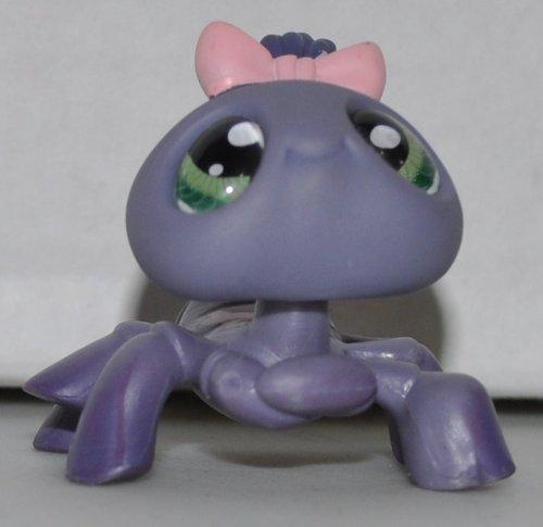 (Spider #329 (Purple Dark,