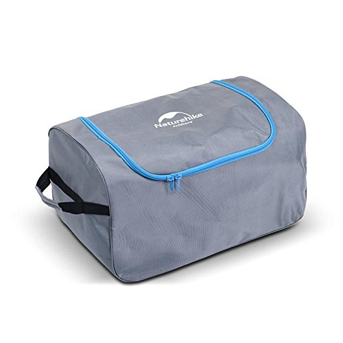 F.S.M. New Camping Travel Suitcase Storage Bag Pouch Large Capacity Packing Case for Outdoors - M by F.S.M.