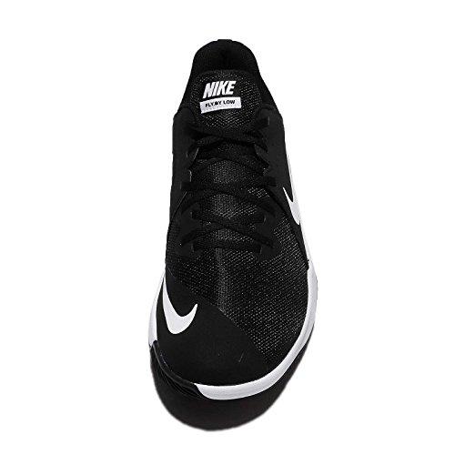 Nike Mens Shoe Fly.by Bassa Di Pallacanestro Nero / Bianco
