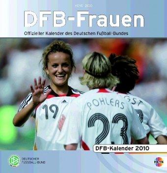 DFB Frauen Broschurkalender 2010