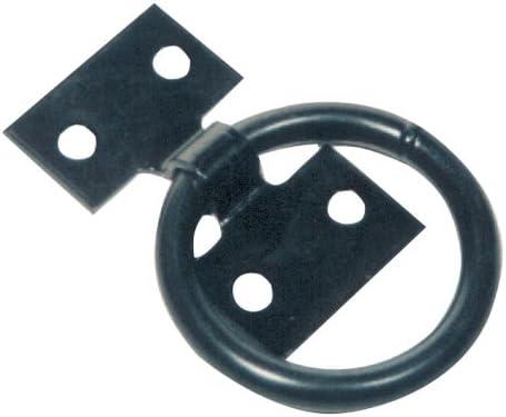 2000 lb Load Capacity Erickson 59113 4-Bolt Surface Mount Anchor Ring