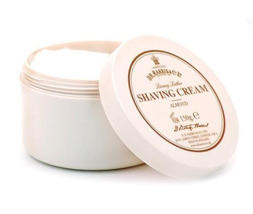D.R. Harris Almond Shaving Soap Jar
