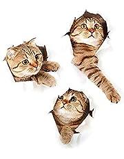 Wopeite Cat Wall Sticker