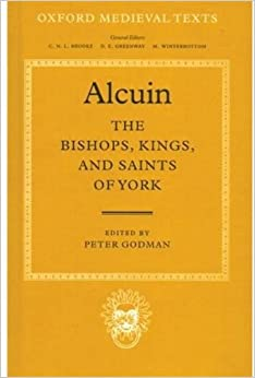 Book The Bishops, Kings, and Saints of York (Oxford Medieval Texts)