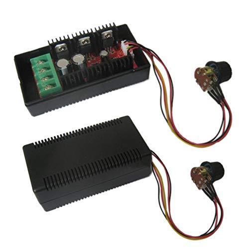 50V 2000W 40A PWM HHO RC DC Motor Speed Control Module Controller 12V 24V 48V ()