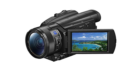 Sony FDR-AX700 4K HDR Camcorder (Certified Refurbished)