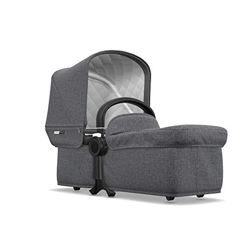 Used, Bugaboo Donkey2 Classic Collection Bassinet, Grey Mélange for sale  Delivered anywhere in USA