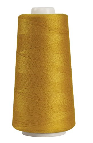 Corespun Polyester Serger Thread by Superior Threads, 3,000 Yard Cone, Sergin' General - #115 - Serger Coverstitch Thread