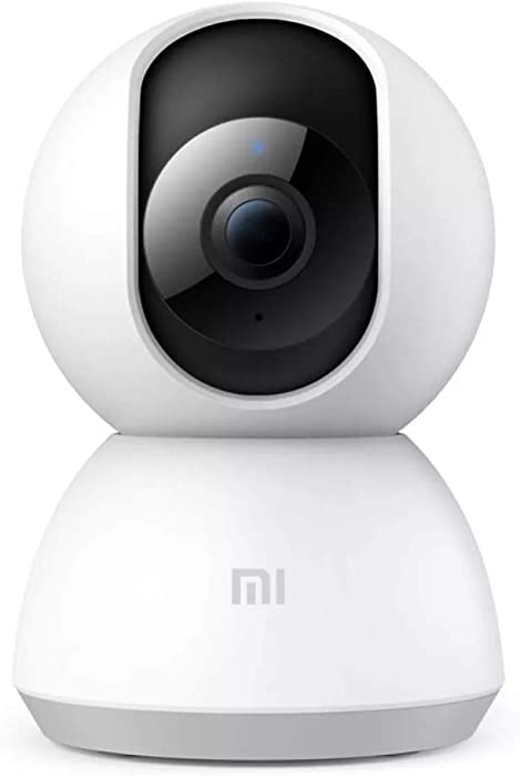 Xiaomi MJSXJ02CM Mi Home Security Camera 360°, 1080P, White