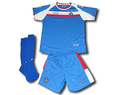 Joma Getafe minikit shirt and short 2008: Amazon.es: Deportes y aire ...