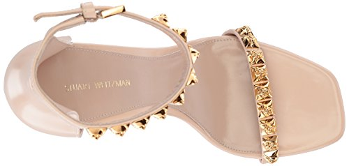 Weitzman Arrossire Sandalo Intelligenti Tacco 100rosis Donne Di Stuart pwH67X6q