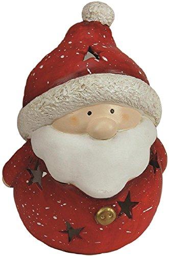 Christmas Santa Candle Holder (Northlight 9
