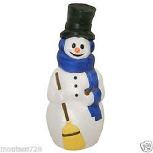 General Foam Snowman Blow Mold product image