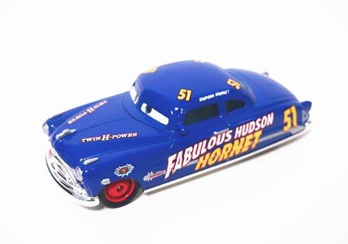 Mattel Disney Pixar Cars Radiator Springs Classic Fabulous Doc Hudson Hornet Diecast