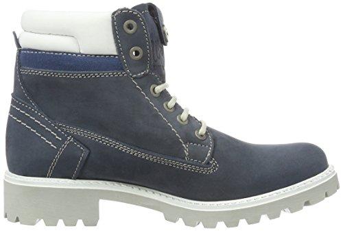 Wrangler CREEK - Botas de caña baja para mujer Azul (118 Jeans)