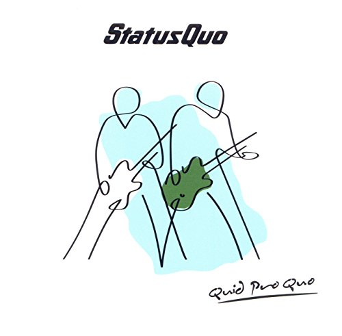 Status Quo: Quid Pro Quo + Greatest Hits Live (Limited Edition) (Audio CD)