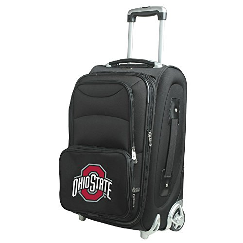 NCAA Ohio State Buckeyes 21-Inch Carry-On by Denco