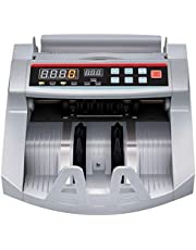 Counting machine and detect counterfeit money