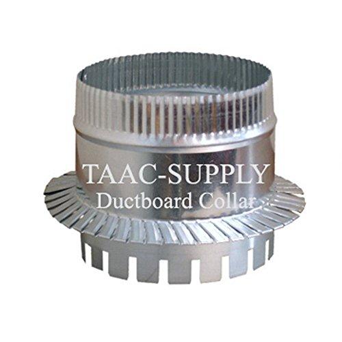 Sheet Metal Ductboard Take off Start COLLAR 10'' for HVAC Duct Work by Sheet Metal Co. (Image #2)