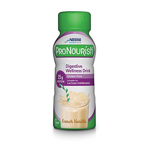 ProNourish Nutritional Drink, French Vanilla, 8 fl oz, Pack of 24