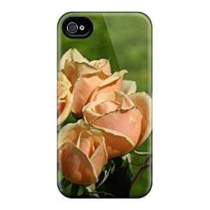 New Arrival Case Cover With MxqJXTB3666NVAqo Design For Iphone 4/4s- Roses For My Friend Rose Sweet Rose