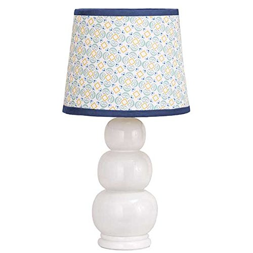 Happy Animals Lamp Base & Shade by Petit Tresor