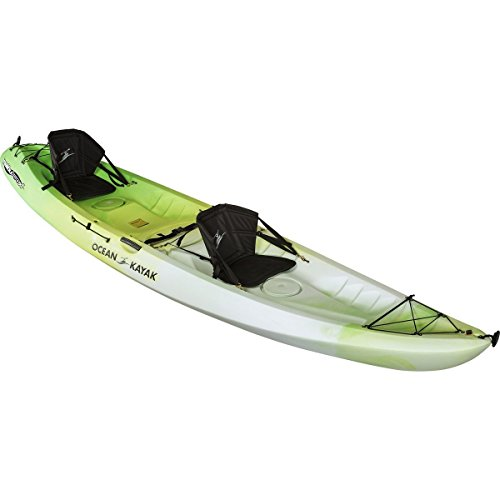 Ocean Kayak Malibu Two XL Tandem Kayak Envy, One Size